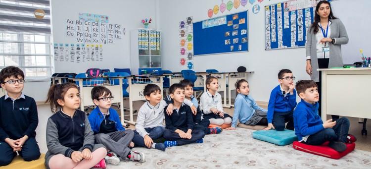 İbtidai təhsil (5-11 yaşlılar)